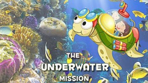 MY ANIMAL FRIENDS - UNDERWATER MISSION